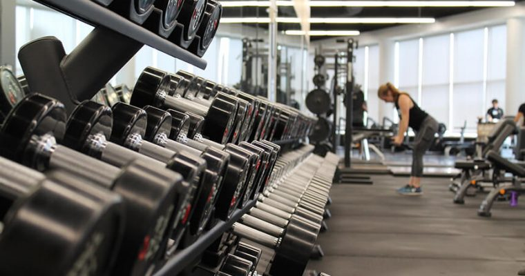 HOW MUCH IS TOO MUCH AT THE GYM?